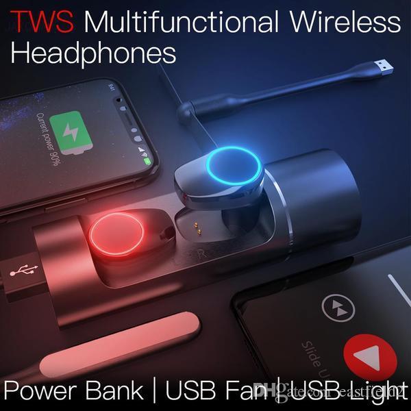 JAKCOM TWS Multifuncional Wireless Headphones novo em Fones de ouvido como Gadgets dz09 ceragem mestre v3 inteligentes