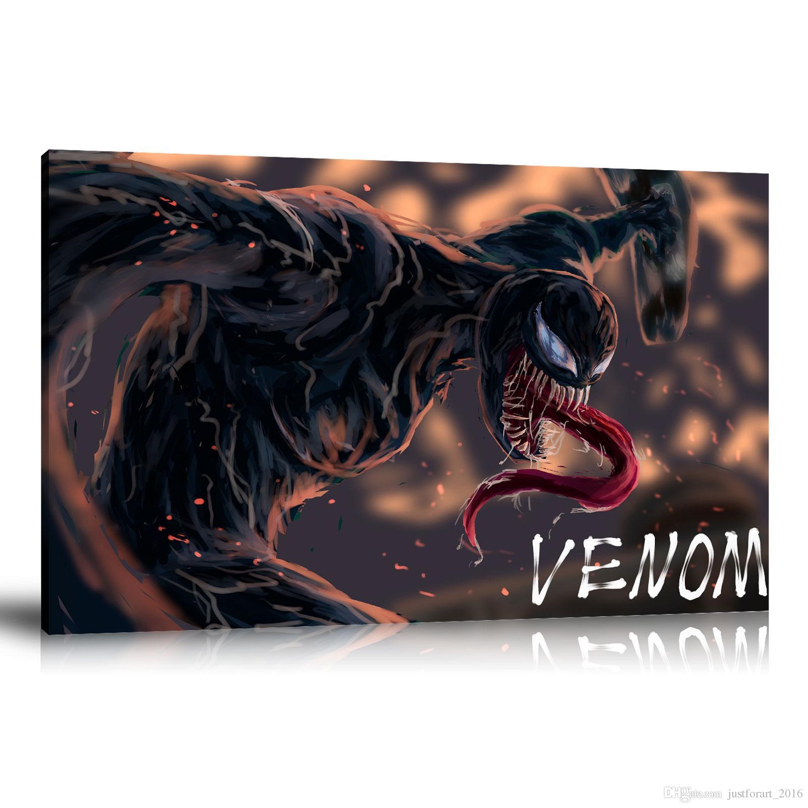 HD Impresso Cartazes Filme Pintura A Óleo de Decoração Para Casa Arte Da Parede em Tela Venom # 57 24x36 polegada Sem Moldura
