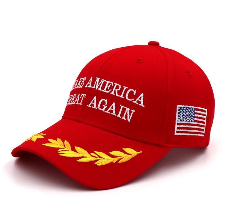 President Donald Trump Hat  KEEP AMERICA GREAT 2020 MAGA Red Trump 2020