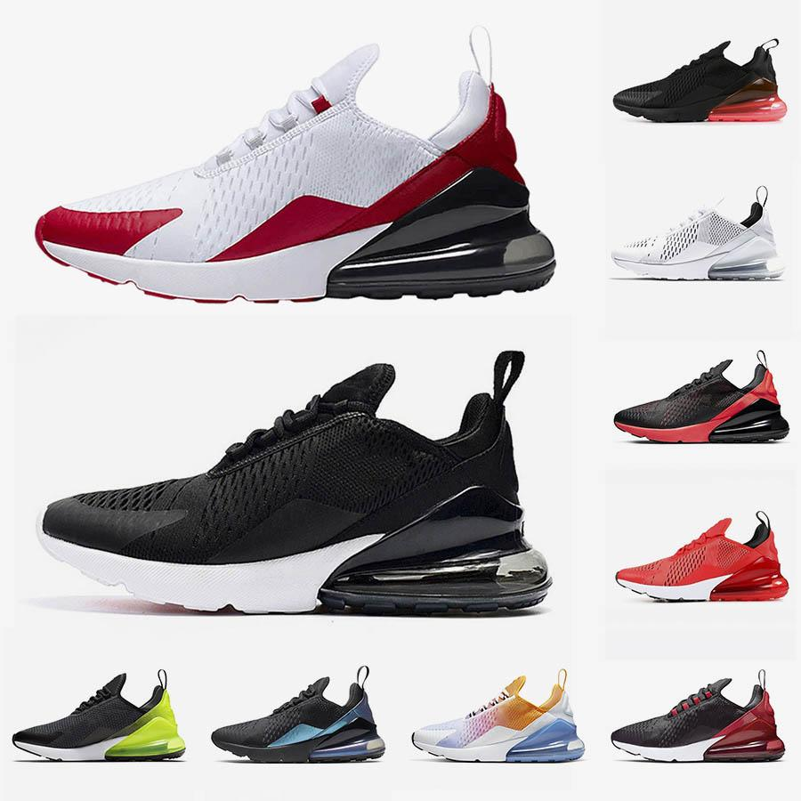 hot university red new running shoes racer men women trainers bred barey rose black white brand sneakers size 36-45