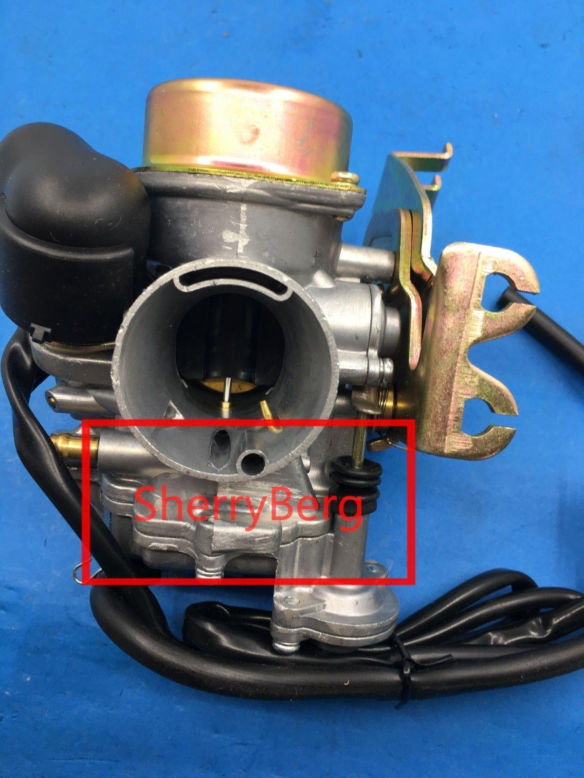 150cc 125cc GY6 atv YAMAHA Honda için yeni 32mm Performans CVK32 Karbüratör karbonhidrat
