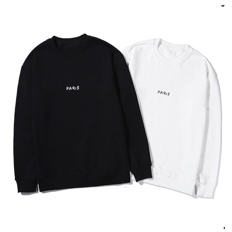 Hommes Designer Hoodies Automne luxe Sweats à capuche pour homme Sweats avec lettres Marque manches longues Pulls Hommes O-Neck Vêtements M-2XL