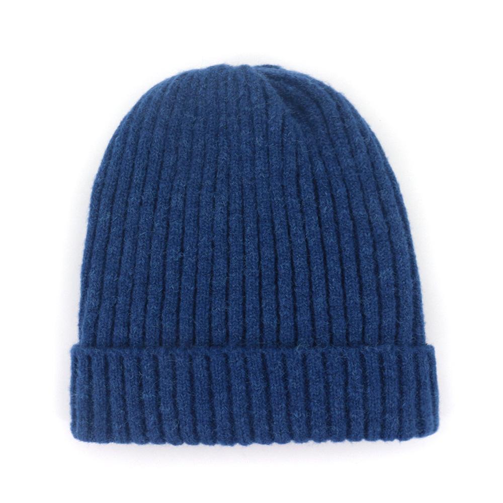 Cappelli Wholesale-uomo invernali signore Berretti Knit Hat papà Army Verde Grigio Blu Giallo Rose Pink