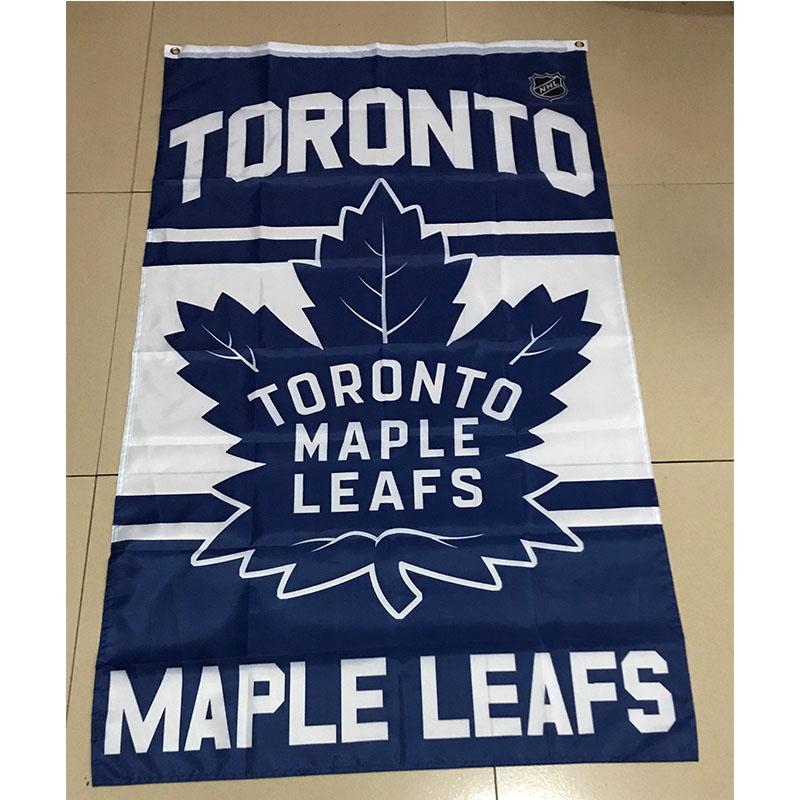 2020 Toronto Maple Leafs House Flag 3x5ft 90cm 150cm Polyester Flag Banner Decoration Flying Home Garden Flag Festive Gifts From Huyongkui 6 04 Dhgate Com