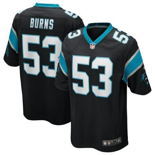 Cheap Brian Burns maglie Top XS-5XL cucito calcio # 56 Uomo