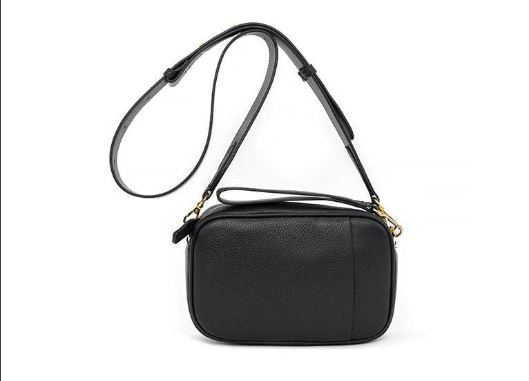 горячие продажи женщин бренд моды дизайнер плечо сумки подлинной сумки кожа Crossbody классический стиль сумки камеры молния большие сумки емкости