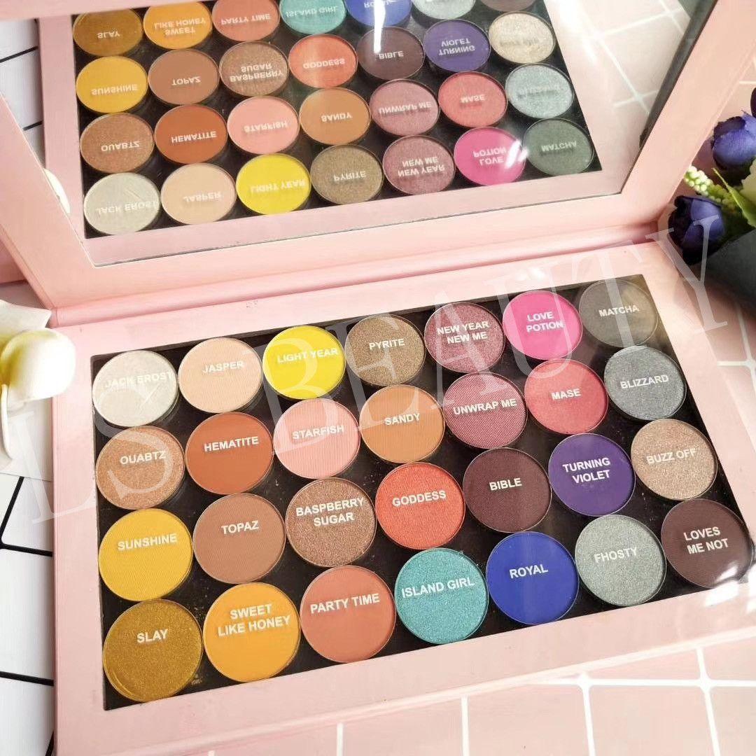 Горячая продажа Косметика Макияж палитр Magnetic Kylie Пустой Большой Pro палитра 28 цветов Кайли Дженнер палитра теней для век Eyeshadow палитр