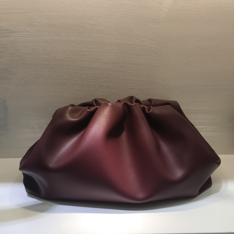 Kafunila новых повелительницы Пельменей натуральной кожа сумка для женщин 2019 роскошных сумок женщин сумки дизайнера Кроссбодите плечо сумка T200605