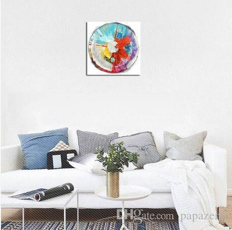 Hot sales 2019 Free shipping Wholesales 1 PC Frame Abstract Still Life Hotel Living Room Decorative Painting