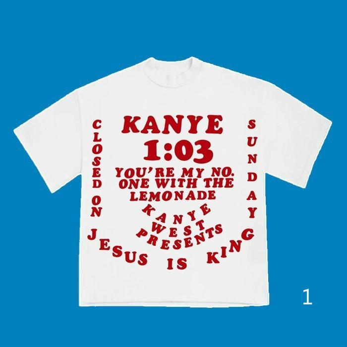 Donne Designer anni '20 Nuovo Hip Hop Streetwear freddi popolari Uomini Donne T-shirt Nero Rosso S M L XL GL2004291