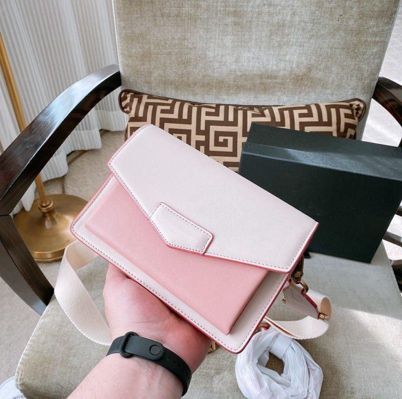 di alta qualità di cuoio di lusso borse del raccoglitore di donne famose sacchetto di Crossbody di modo dell'anello del cuoio Tracolle -07071