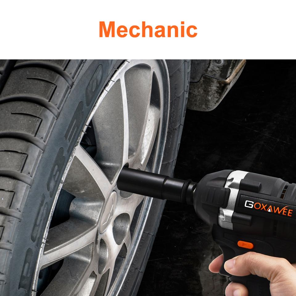 GOXAWEE 4.0Ah 20V Lithium Battery for GOXAWEE 5060 Cordless Impact Wrench