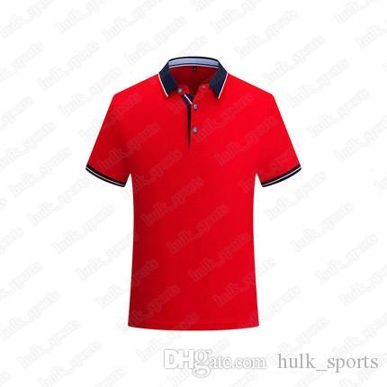 2656 Sports polo de ventilação de secagem rápida Hot vendas Top homens de qualidade manga-shirt 201d T9 Curto confortável nova jersey7122892 estilo
