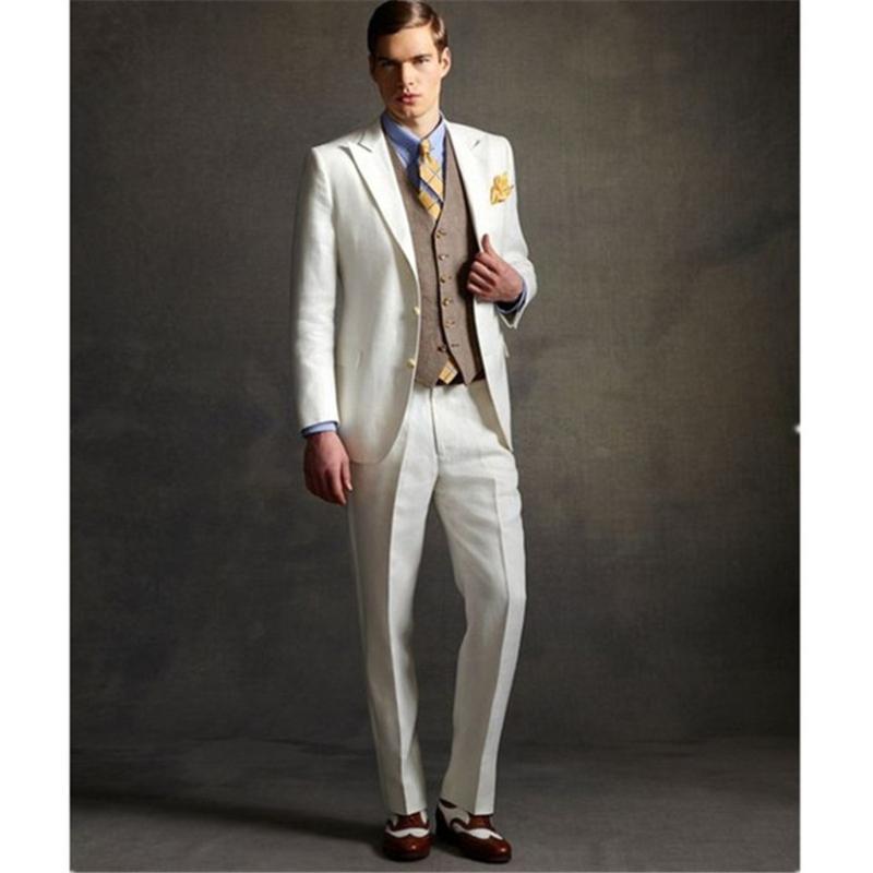 traje traje de dos piezas de los nuevos hombres (chaqueta + pantalones) padrinos de boda del novio del vestido del negocio de los hombres a medida vestido de apoyo