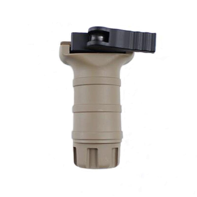Tactical Tangodown Compact Foregrip Quick Detach Vertical Grip for Hunting Rifle M4 M16 AR15 Fit 20mm Rail