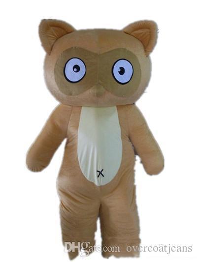 2018 Rabatt Fabrikverkauf ein Asdlut braunes Maulwurf Maskottchen Kostüm für Erwachsene zu tragen
