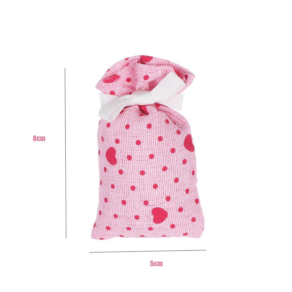 1/5PC New Sachet Bag Fragrance Scent Air Freshener Moth-proofing For Home Living Room Closet Dresser Home Decoration