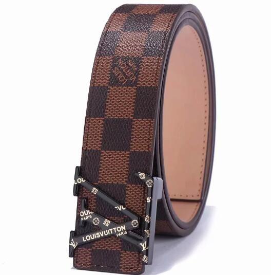New brand buckle belt Luxury Belt real leather belts Designer Belt For Men And Women business belts designer Brand belts