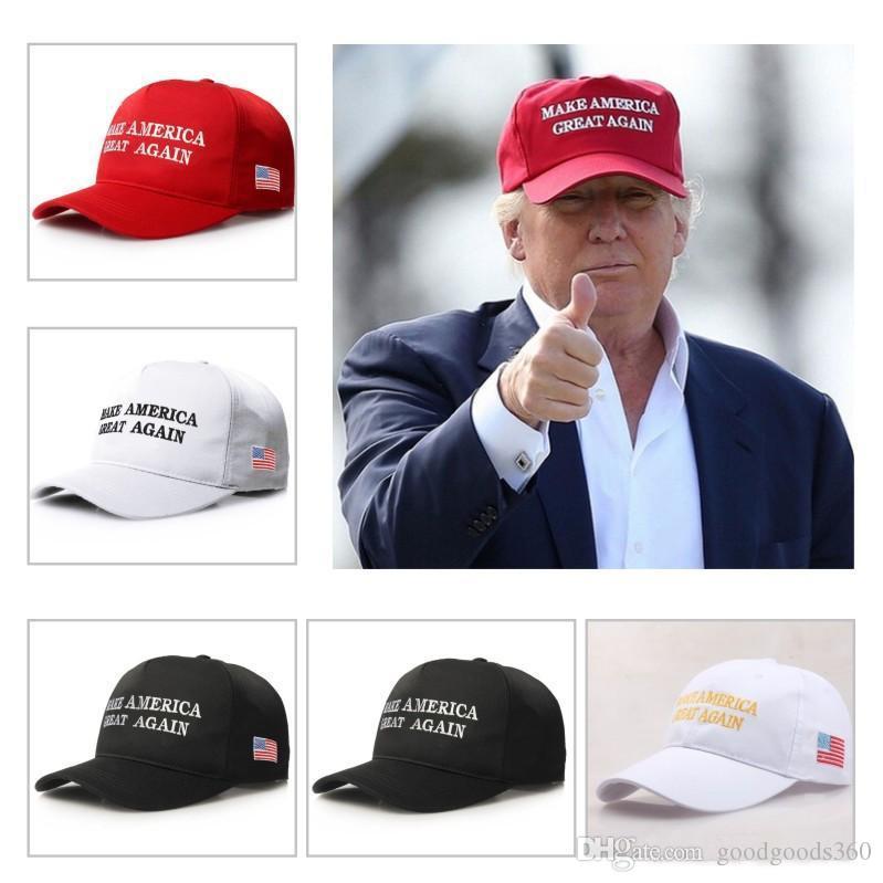 Make America Great Again Hat Donald Trump Republican Snapback Sports Hats Baseball Caps USA Flag Mens Womens Fashion Cap YD0007