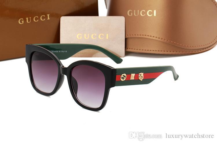 Nouvelle Italie célèbre marque 0059 0062 0216 lunettes de soleil femmes été vintage monture carrée lunettes Lunette Soleil miroir polarisé lunettes