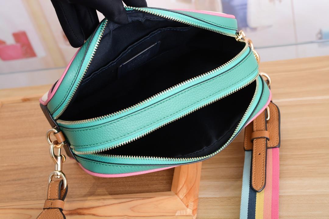 Women's shoulder bag 19 brand Europe and the United States Messenger bag popular ladies S shoulder shoulder bag 1449 QDI1