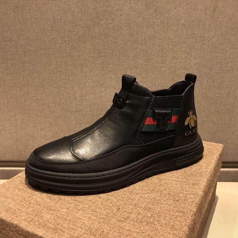 ZAPATOS casual para hombre zapatos de lujo 2019 nuevos zapatos de marca barata planos de la manera CORREDORES RACER casual para hombre con la caja original envío-L5