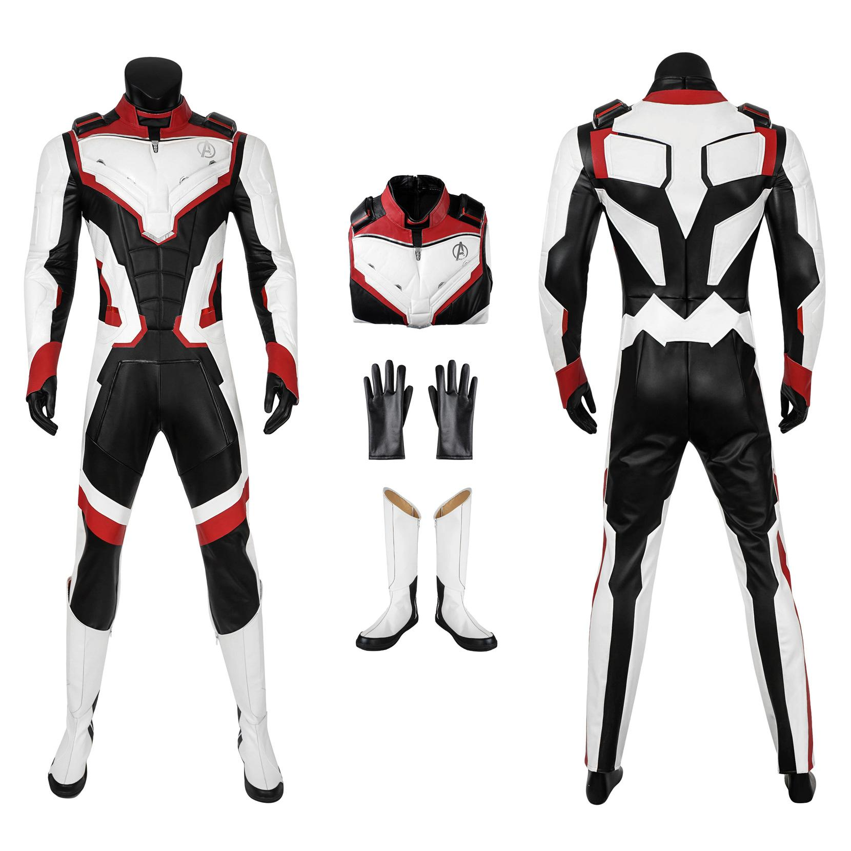 Quantum Realm Costume Avengers: Endgame Cosplay Halloween Full Set