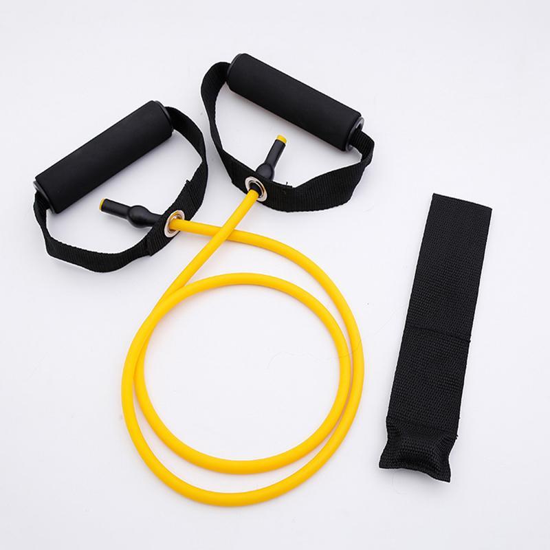 2020 Yoga Tração da corda resistência elástica Bandas Academia Workout Exercício Tubes Prático Rubber Formação de tração Expander