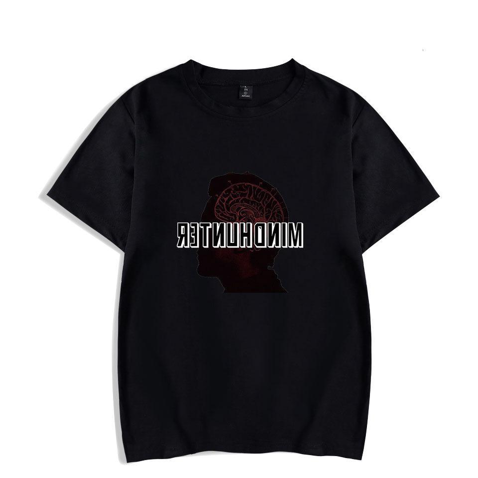 2019 Calor Refletir Sitcom coração Hunter Periferia impressão de grande Código de manga curta camiseta