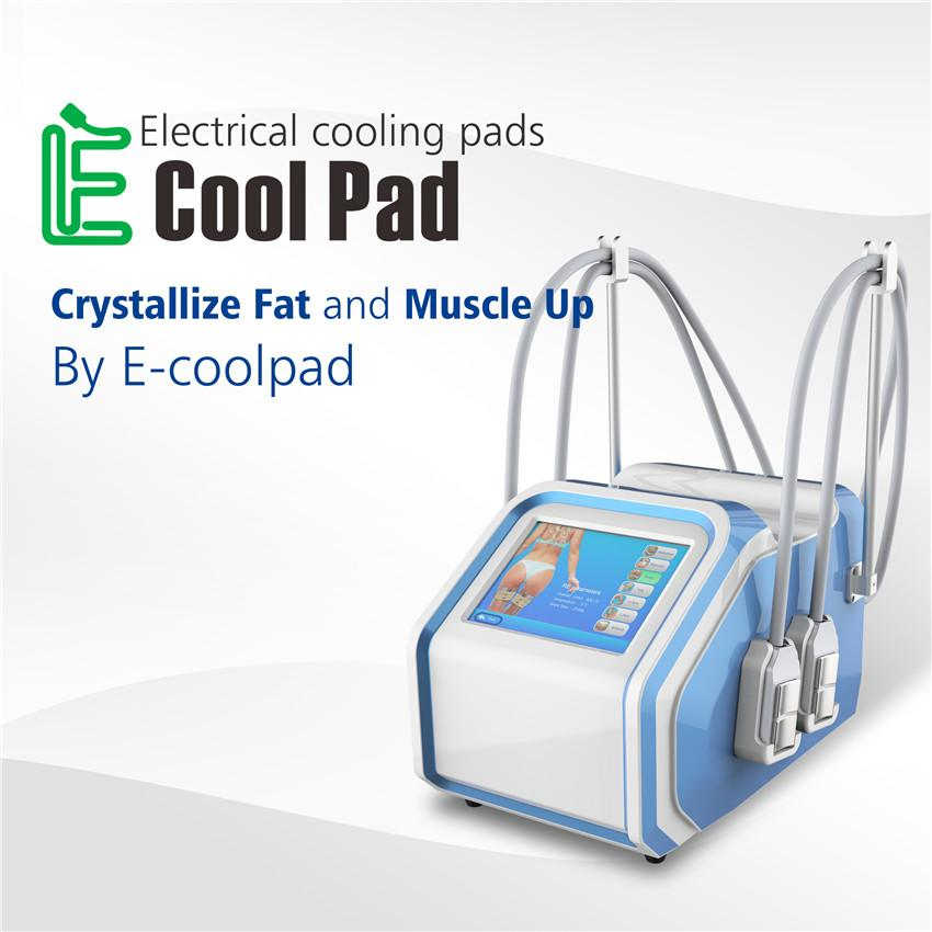 Portable Cryolipolysis Fat Freezing Machine for weight loss cool slimming machine Electro Muslce stimulation Cryolipolysis fat freezing