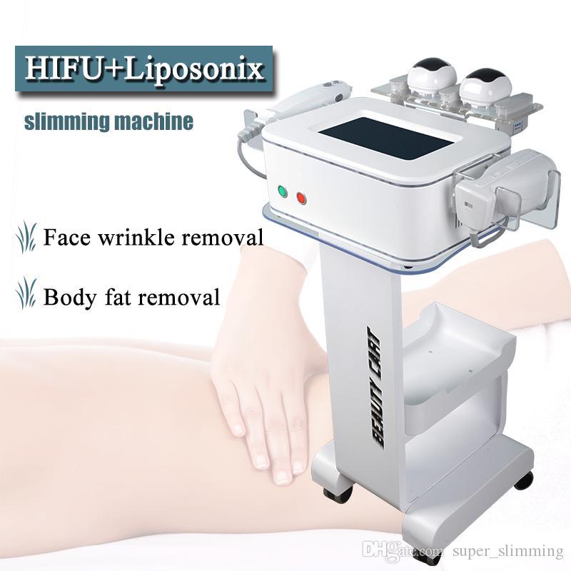 liposonix hifu machine Accueil utilisation Liposonix Machine Body Slimming Machine hifu Minceur Ultrasons Équipement Livraison Gratuite