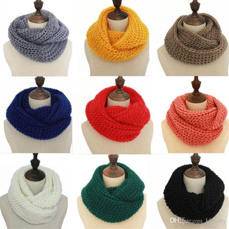 Women New Style Soft Long Scarf Pure Ring Wraps Shawl Stole Signature Cotton Scarves Lady Scarves Neck Scarf
