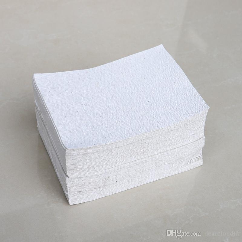Toilettes rides plat de papier toilette Ménage papier