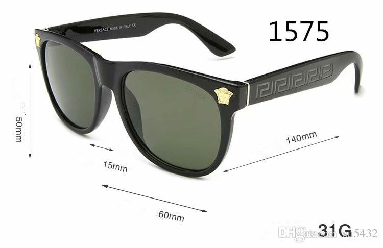 2019 yeni yüksek kaliteli marka tasarımcı moda erkek moda güneş gözlüğü bayan modelleri Retro tarzı uv380 güneş gözlüğü unisex
