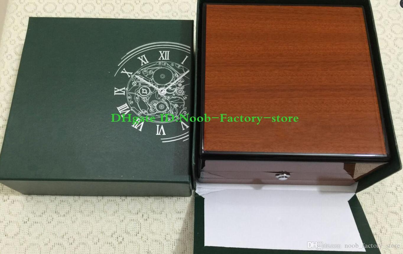 أعلى الأصلي ووتش مربع شحن مجاني بالجملة 2019 جديد AP الأوراق الفاخرة مربع العلامة التجارية SCATOLA BOTE Caja Estuche Watch Watches
