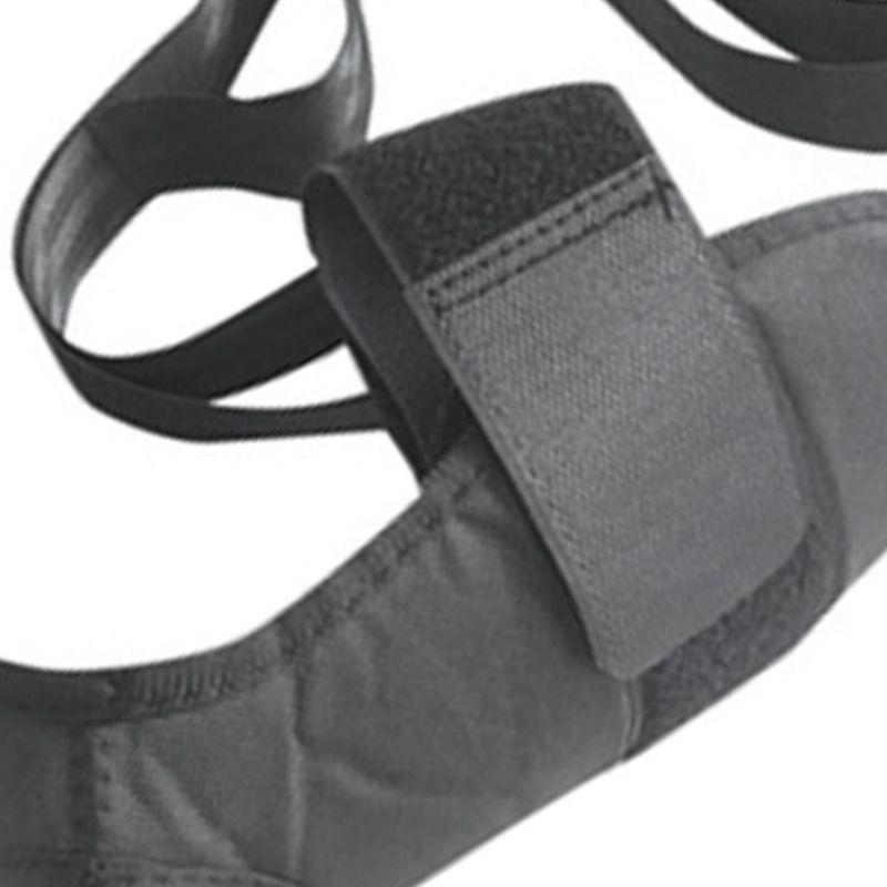 UK Yoga Ligament Stretching Belt Foot Drop Strap Leg Training Foot Ankle Correct