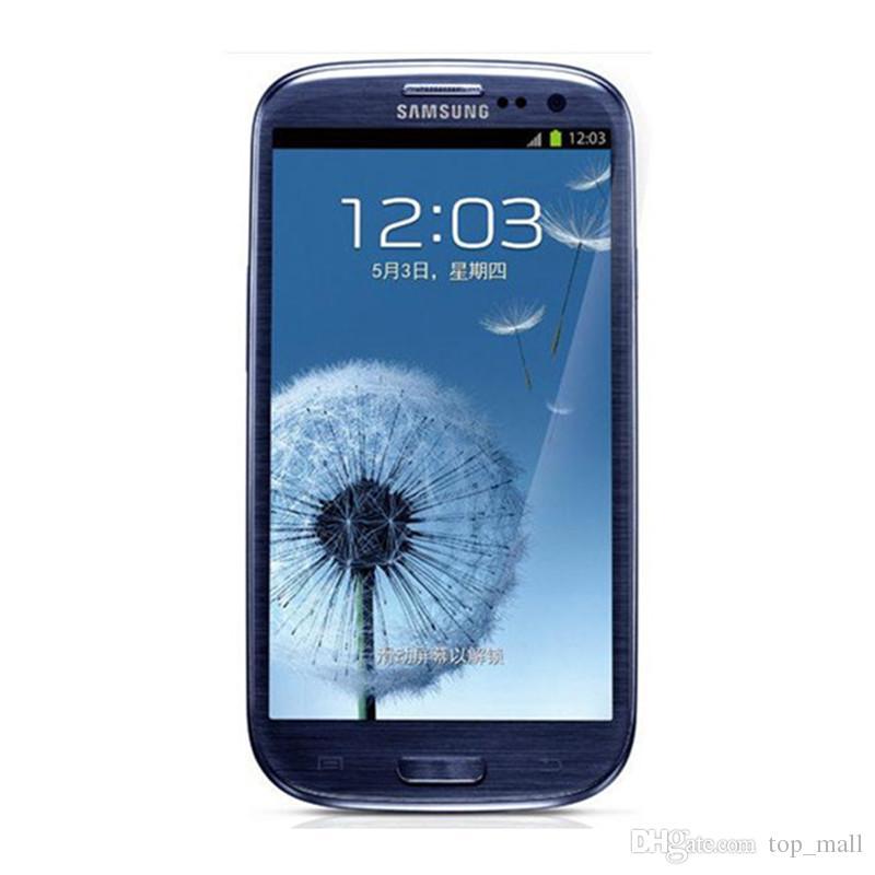 Original Unlocked Samsung Galaxy S3 i9305 Android 4.1 4G Network 4.8 Inch 8MP Camera GPS WIFI Refurbished Smartphone