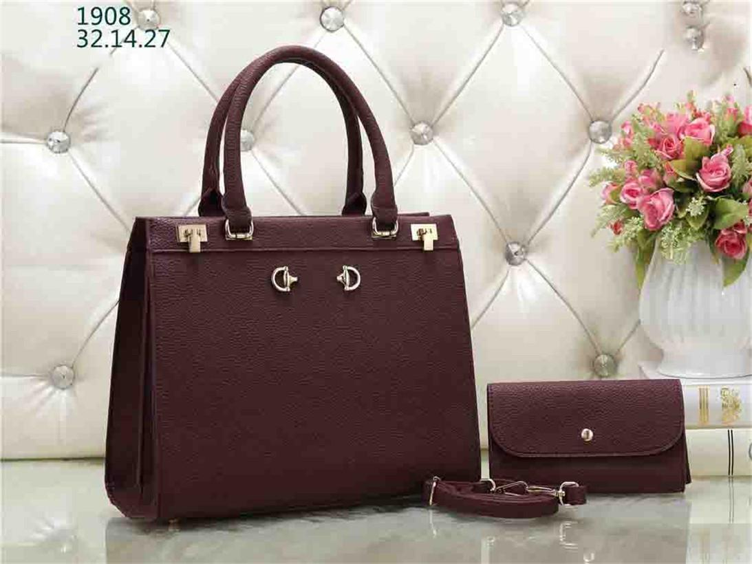 Designer di lusso Borse Portafogli da donna Totes di lusso Borse Designer Handbag Marca Moda Shoulder Bag Affari Versatile Newset hot2