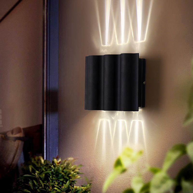 RW225 led wall light outdoor waterproof exterior light modern led balcony light home lighting decoration for house corridor front door