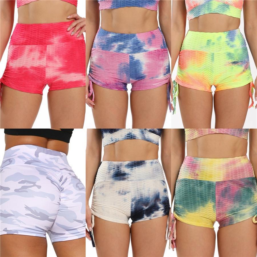 Sportswear Yoga-Pants Gymwear stretto Hip-sollevamento senza saldatura-Energy allenamento in esecuzione # 217