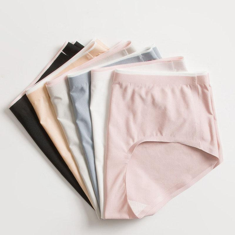 Sous-vêtements Silk Ropa Seamless Mujeres String Vêtements de glace Lingerie Sous-vêtements Dropship Femmes Respirant Femmes Culotte intérieure Slips Femmes Caqem