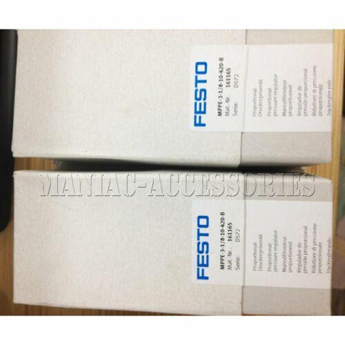 1pc новый Фесто MPPE-3-1 / 8-10-420-B, пропорциональный клапан давления 161 165
