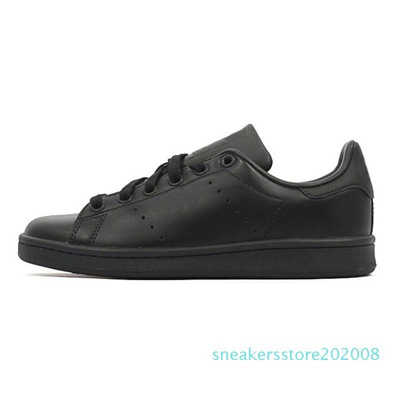 2020 smith mujeres de los hombres zapatillas de deporte planas negro azul marino blanco azul oreo arco iris verde para hombre de la moda stan entrenador zapatos deportivos al aire libre tamaño 36-44c1 s08