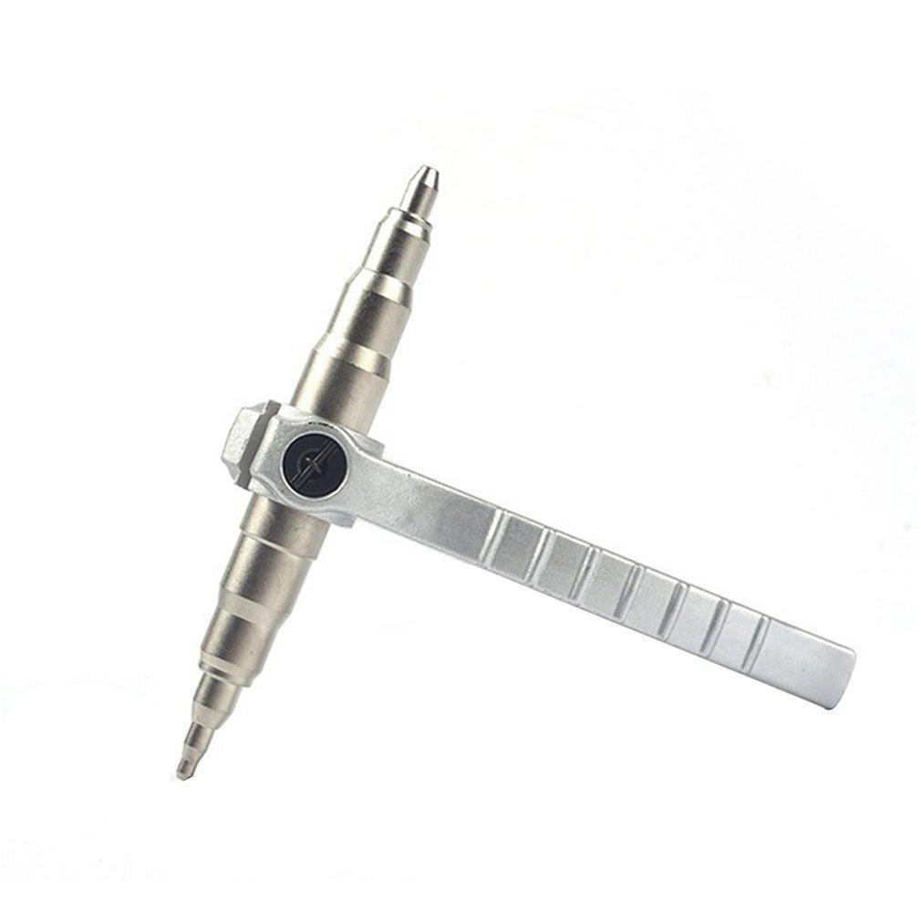 Tubulação de cobre Tubo Expander manual de Expansão ferramenta para vários tubos Air Conditioner Instale Manter reparação Expander Power Tools