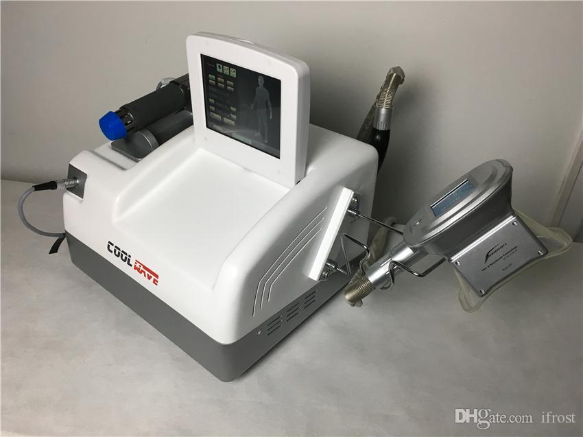 2019 Nicht-invasive Cryolipolysis- und ED Shock-Wave-Kombination Gewichtsverlust, die Maschine für Fettabbau und Fettabbau abnimmt