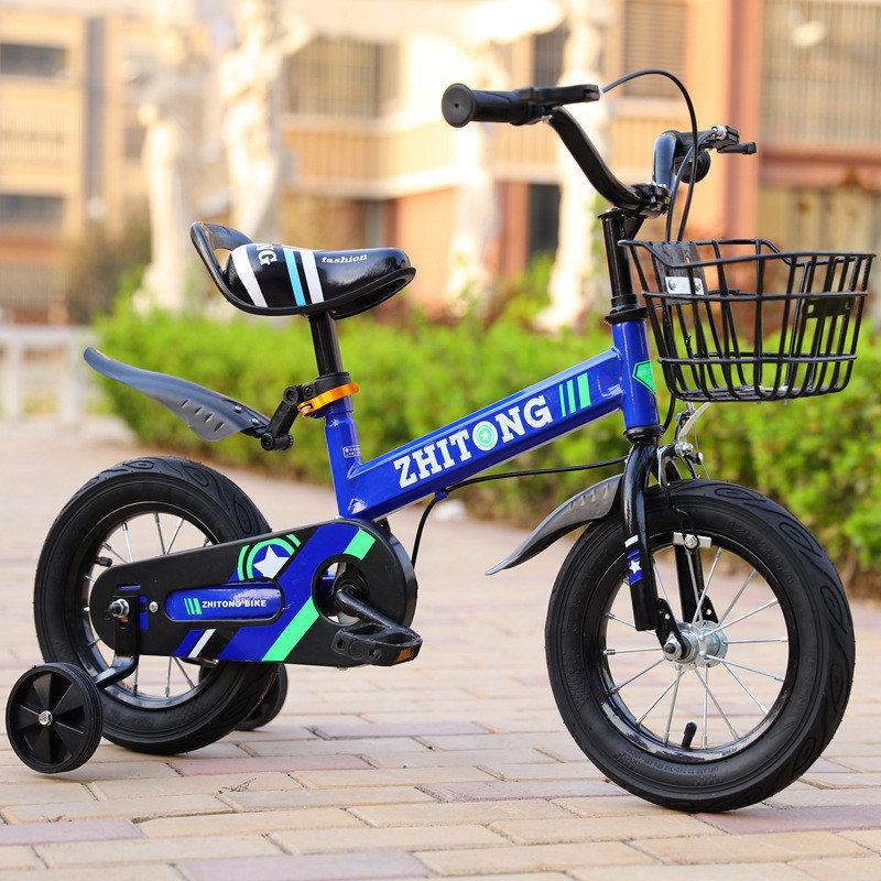 Kinderfahrräder für Fahrradkinderfahrräder mit einem Sicherheitsschild Stahl 12- inche Rennrad