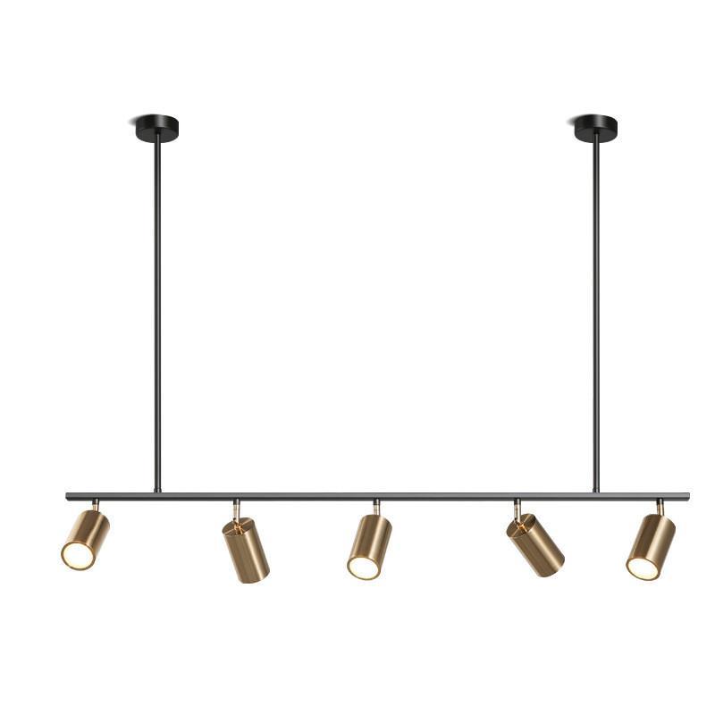 İskandinav Arkaplan Duvar Spotlight Giyim Mağazası Led Parça Tavan Lambası Bar Ev Salon kolye Işık Avize Aydınlatma PA0575