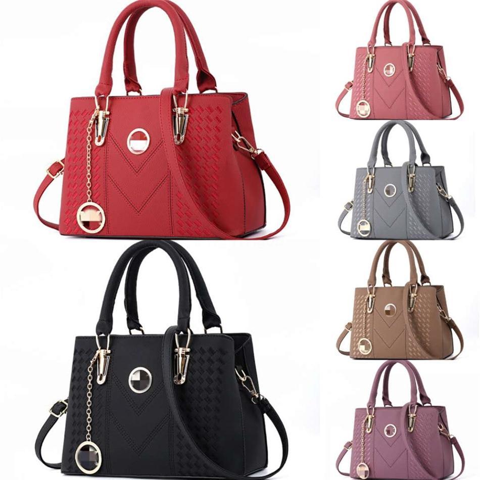 Impressão Marca Fashion Designer de luxo Handbag Mini Carta Messenger Bag B de alta qualidade Mulheres Tote Bag # 848