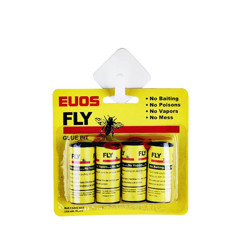 Freeshiping Safe and Non-toxic Fly Stickers for Mosquito Control and Fly Control In Europe and America
