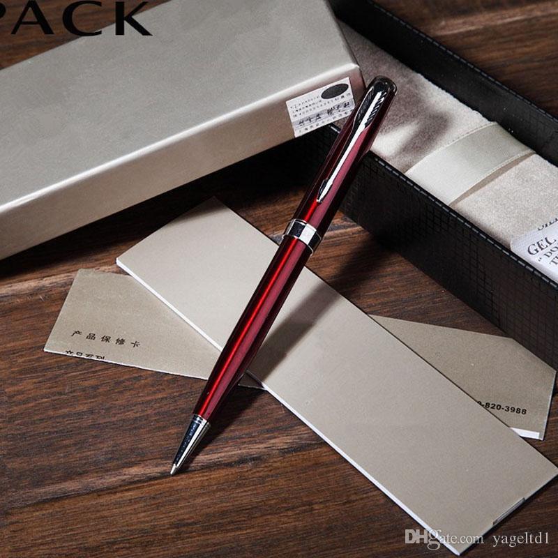 STOHOLEE FreeShipping HighQualityFast WritingBallpoint PenOffice Executivo rápido Escrita Canetas Refill 0,7 milímetros